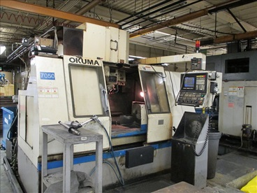 OKUMA MC40VB
