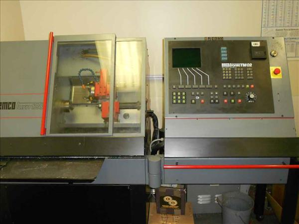 Used Emco Turn 120 Perfection Machinery Sales