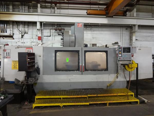 Used Haas Vf 11 Perfection Industrial Sales
