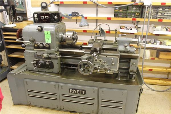 Used Rivett 1020r Perfection Industrial Sales