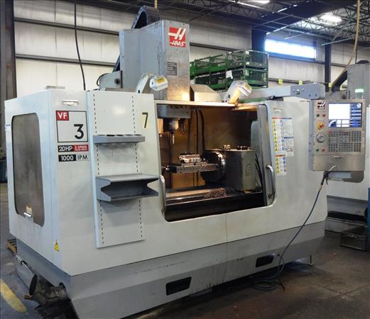 Used HAAS VF-3B | Perfection Industrial Sales