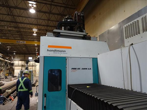 Used Handtmann Pbz Nt 1400 As Perfection Machinery Sales