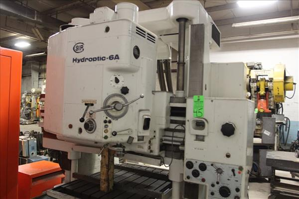 Used sip american hydroptic 6a perfection industrial sales for Sips price