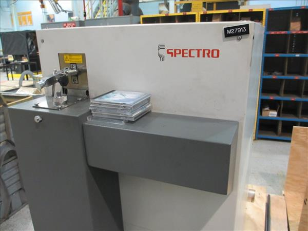 used spectro spectrolab oes