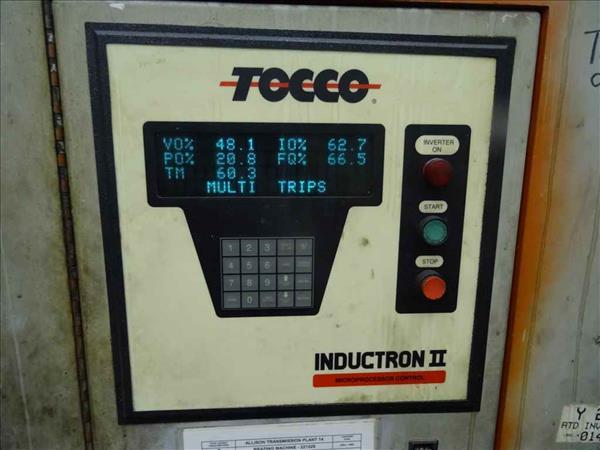 used ajax tocco 50 10 t