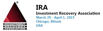 IRA Investment Recovery Association Conference