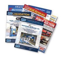 Used Machinery Auctions Magazine
