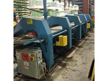 Used BRADBURY 21' X 16GA | Perfection Machinery Sales