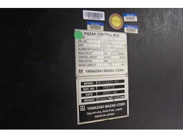 Used MAZAK INTEGREX 200-IVS   38066   Perfection Machinery Sales