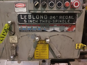 Used LEBLOND REGAL 24
