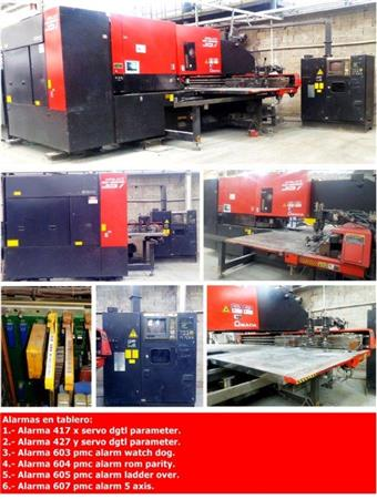 Used AMADA APELIO II 357 | Perfection Machinery Sales