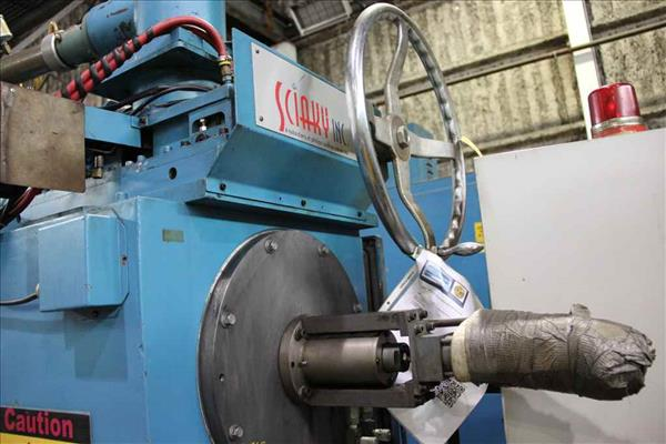 Used Sciaky Cv 1 S 4rc1 29090 Perfection Machinery Sales