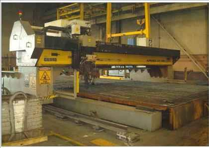 Used ESAB ALPHARAEX AXC 7000   Perfection Machinery Sales