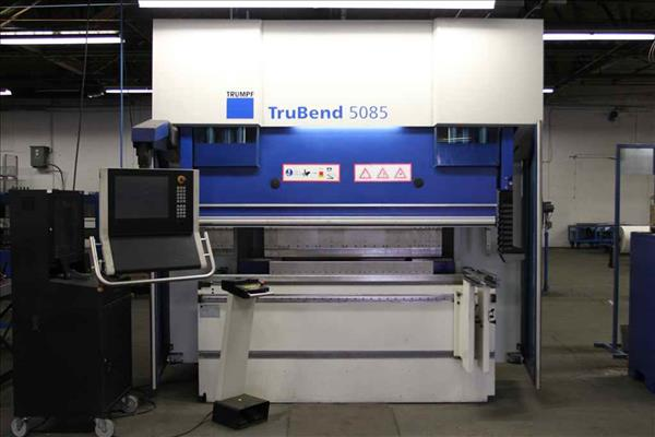 Used TRUMPF TRUBEND 5085 | Perfection Industrial Sales