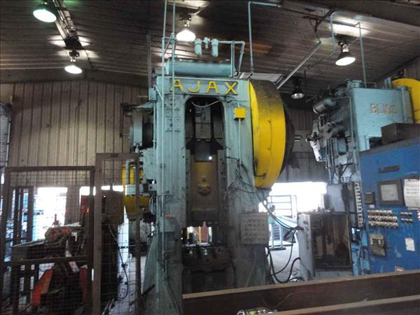 Used AJAX 1000 TON | Perfection Machinery Sales