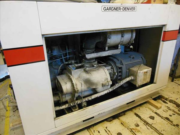 Gardner Denver Electra saver Ii Service manual