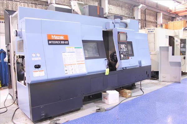 Used MAZAK INTEGREX 300 III S | Perfection Machinery Sales