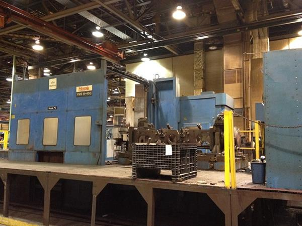 Used MAZAK YMS-H40Q | Perfection Industrial Sales