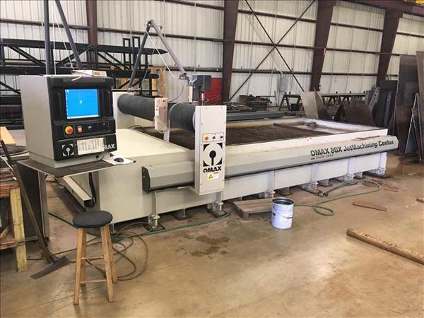 Used OMAX 80X | Perfection Machinery Sales