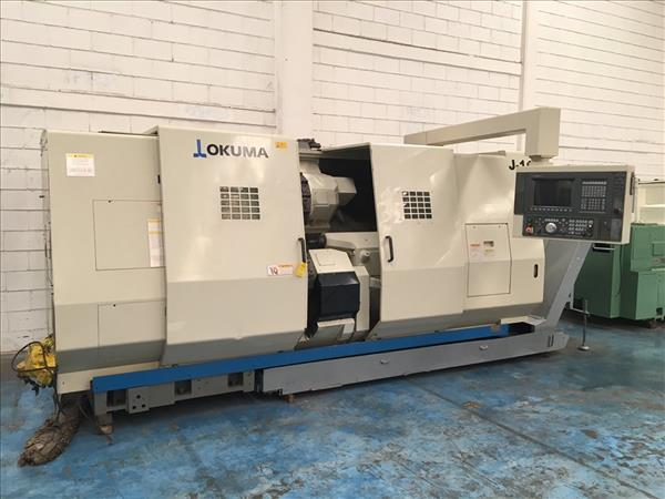 Used OKUMA LU25 | Perfection Machinery Sales