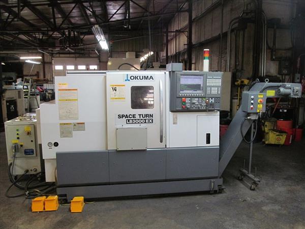 Used OKUMA LB3000EX | Perfection Industrial Sales