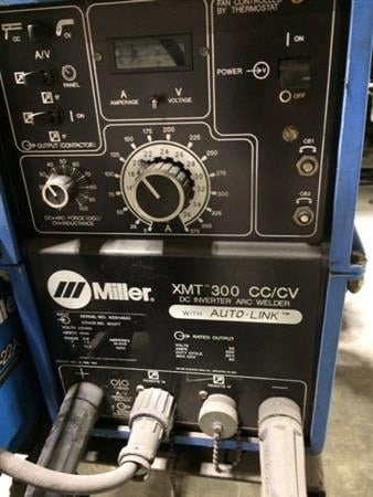 Miller Welders For Sale >> Used MILLER XMT 300 | 36671 | Perfection Machinery Sales