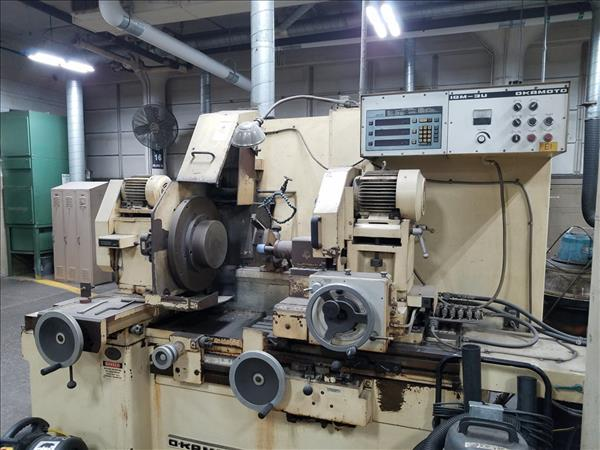 Used OKAMOTO IGM-3U | 36955 | Perfection Machinery Sales on