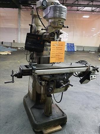 Used Bridgeport Series 1 Perfection Machinery Sales
