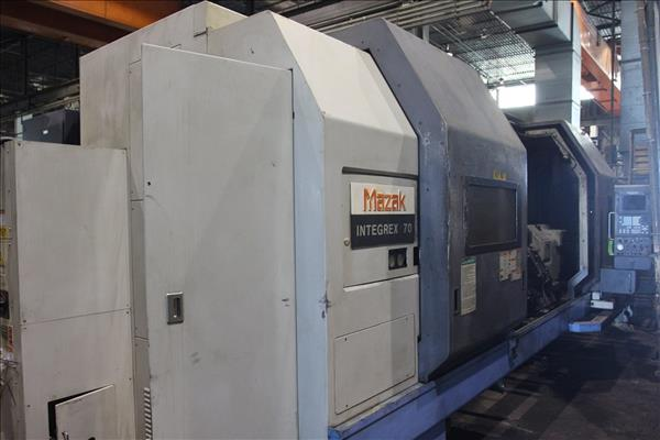 MAZAK INTEGREX 70/2000 | 1