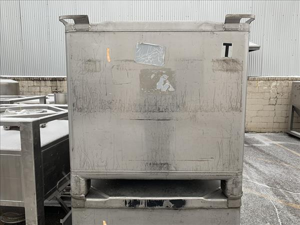 TOTE SYSTEMS DRY POWDER 42 CU. FT | 15