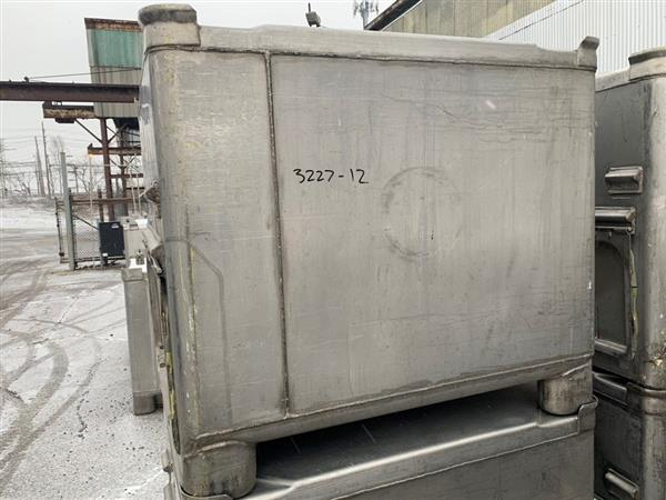 TOTE SYSTEMS DRY POWDER 42 CU. FT | 21