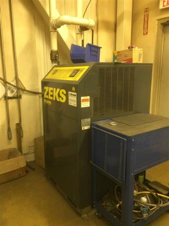 Zeks Compressed Air Solutions 800NCEA400 | 1