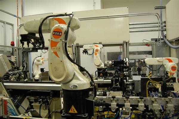 Used KUKA ROBOTICS KR6, KR5, Y800, Y600 | Perfection Industrial Sales