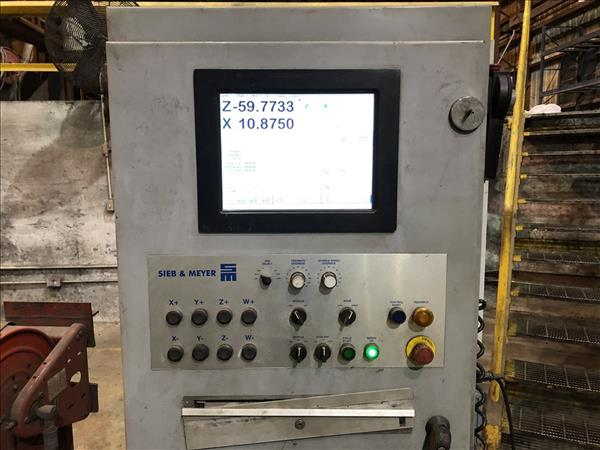 "GRAY/GIDDINGS 144"" CNC 