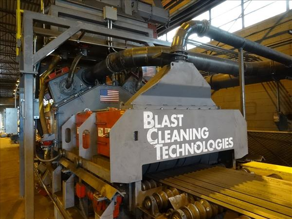 BLAST CLEANING TECHNOLOGIES V4-48X8 | 2