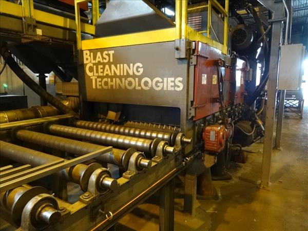 BLAST CLEANING TECHNOLOGIES V4-48X8 | 3