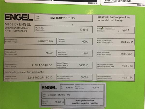 ENGEL E-MOTION 1640 / 310 | 7