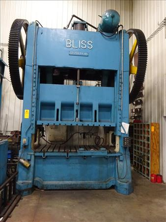 BLISS S2-250-84-48SSDC | 1