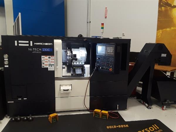 HWACHEON HI-TECH | 1