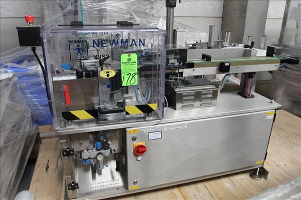 NEWMAN LABELLING SYSTEMS NVS | 11
