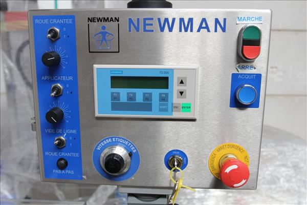 NEWMAN LABELLING SYSTEMS NVS | 15