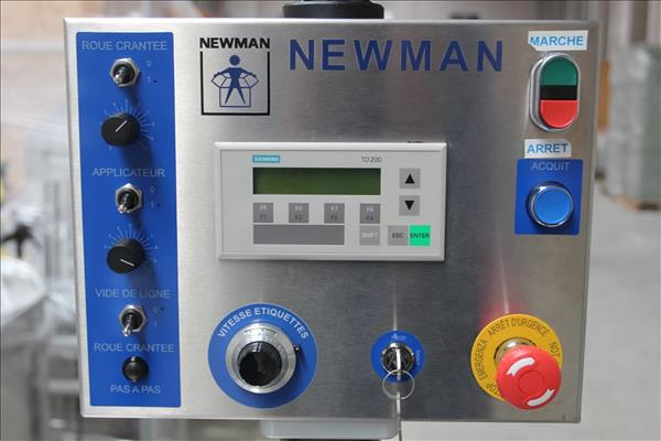 NEWMAN LABELLING SYSTEMS NVS | 6