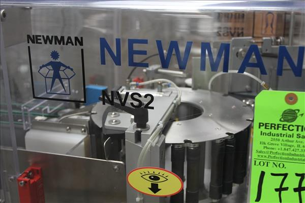 NEWMAN LABELLING SYSTEMS NVS | 8
