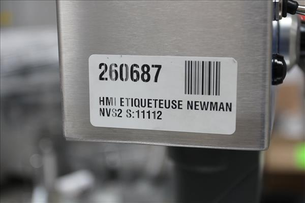 NEWMAN LABELLING SYSTEMS NVS | 9
