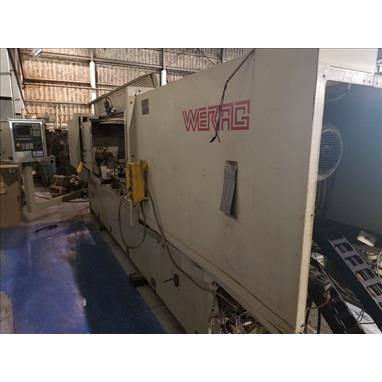 WERAG EM122-QS-NC-3200 CNC FACING & CENTERING MACHINE