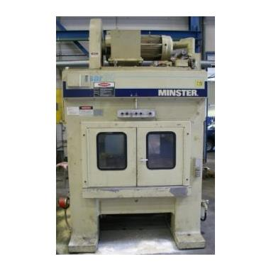 MINSTER TR2-30 PULSAR HIGH-SPEED, DOUBLE CRANK, STRAIGHT-SIDE PRESS