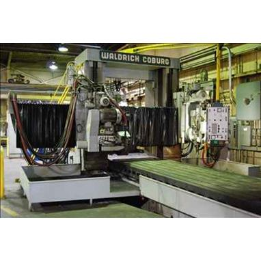 WALDRICH COBURG 30-10S TWIN COLUMN GUIDEWAY/SURFACE GRINDER