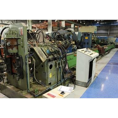FICEP 12000/130 CNC ANGLE SHEAR & PUNCH LINE