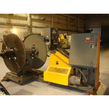 LITTELL/MINSTER COMBINATION DOUBLE END COIL REEL & STRAIGHTENER