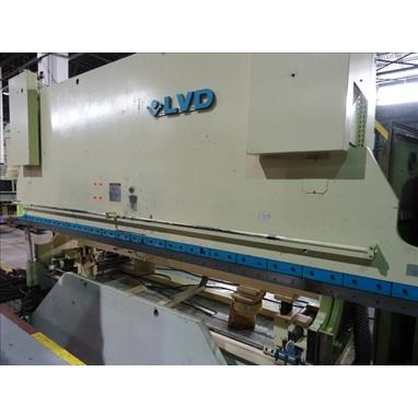 LVD 240-BH-16 7-AXIS CNC PRESS BRAKE